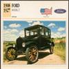 Vintage Car Card - Ford Model T