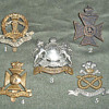 Badges for all 1914 British Line Infantry Regiments, Part 6