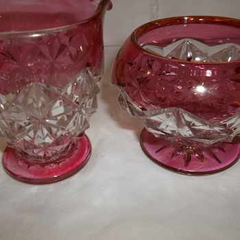 Can anyone identify & date this pattern? - Glassware