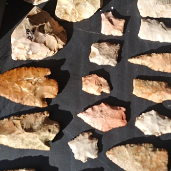 Arrowheads - Native American