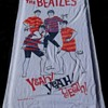 Beatles Beach Towel-1964