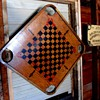 Old Checker board