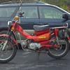 1975 Honda Trail 90