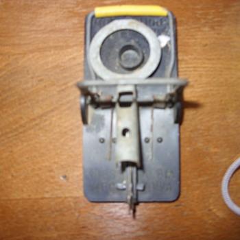 50s mouse trap