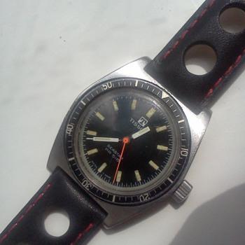 1970's Tissot Seastar PR 516 Sport Diver - Wristwatches