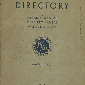 The Kansas Telephone Company