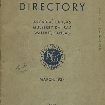 The Kansas Telephone Company - Telephones