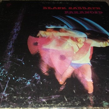 BLACK SABBATH - Records