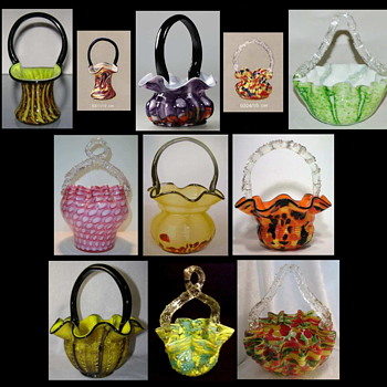 CW Basket Nonsense – The Truth When It Comes To Welz – And What Is Actually NOT Kralik…  :-) 	 - Art Glass