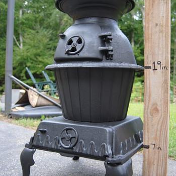 Sears Roebuck  Coal/Wood STOVE  - Kitchen