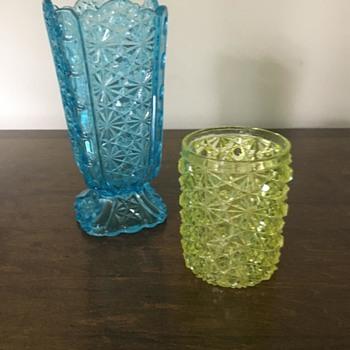 Antique glassware - Glassware