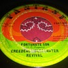 """It Doesn't Have To Be Veterans Day""...Creedence Clearwater Revival...On 45 RPM Vinyl"