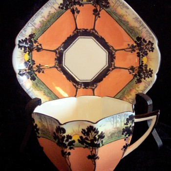 My first piece of Shelley China - China and Dinnerware