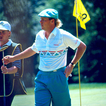 Payne Stewart 1988 US Open golf tournament i took - Sporting Goods