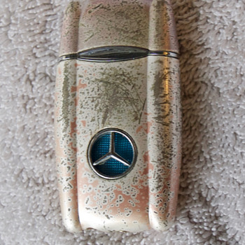 Is this Collectible or Unique? Mercedes-Benz Lighter - Tobacciana