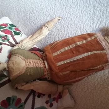 Linen Cloth Dolls