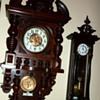 Freidrich Mauthe 'Free Swinger' or Berliner Wall Clock