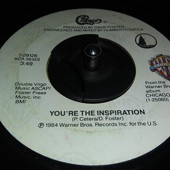 45 RPM SINGLE....#180 - Records