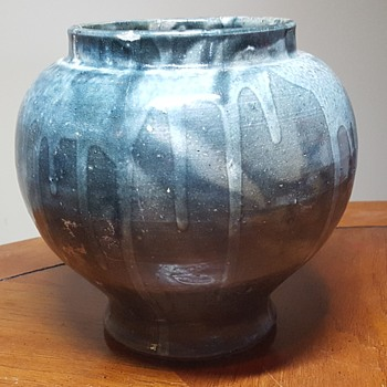 North State Pottery Large Vase