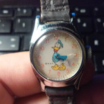 1950S DONALD DUCK - Wristwatches
