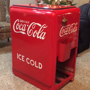 Junior pre-war Project finished  - Coca-Cola