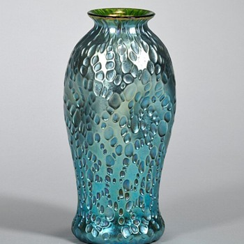 Loetz Diaspora c. 1905 - Art Glass