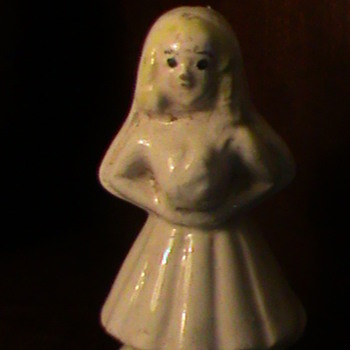 two sided figurine