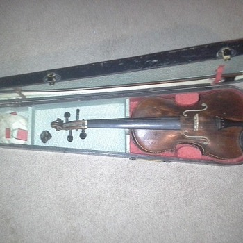 Very old Violin