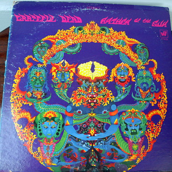 Grateful Dead Anthem of the Sun Promotional LP - Records