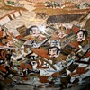 Koro with great scenes of a Samurai battle