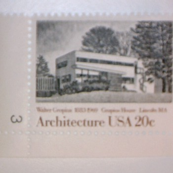 """Bizarre Number """"3"""" Plate Block? - Stamps"""