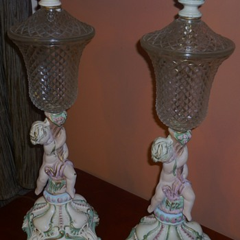 Vintage Lamps? Need Help.... - Lamps