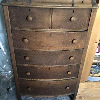 Vintage dresser - Furniture