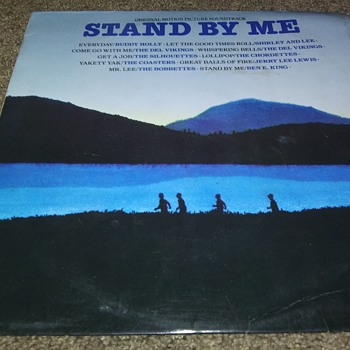 The Sunday Matinee'...'Stand By Me' - Records