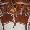Heywood Wakefield chairs.