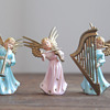 Plastic? Angel Light Covers? similar looking to this