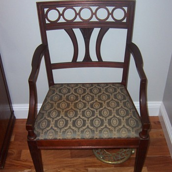 Help- Who made this chair?