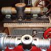 Antique Hot Air Engines