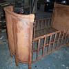 Metal Crib, can somone help me identify the make