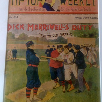 DICK MERRIWELLS DUTY  TIP TOP PUBLICATION