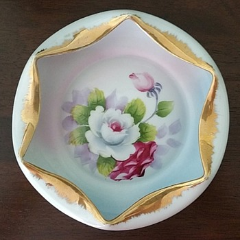 Not sure of purpose, but Beautiful colors - China and Dinnerware