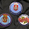 Crawford & Dagmar Radiator Emblems / Badges