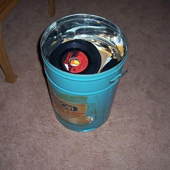 Vinyl galore! - Records