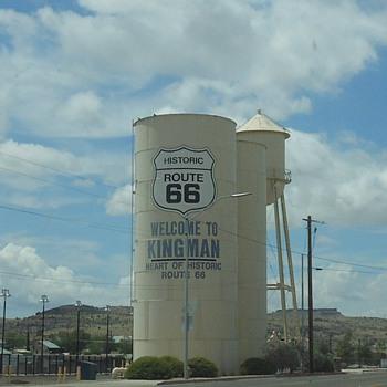 Route 66 Kingman, AZ - Photographs