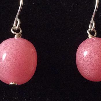 Vintage stone earrings - Fine Jewelry