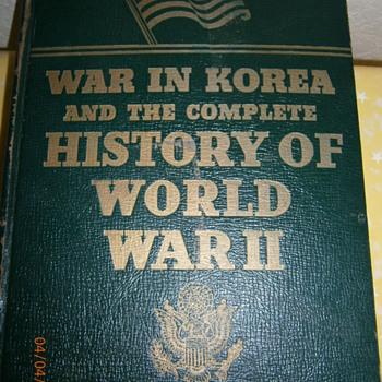 History of World War II - Books
