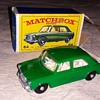More Mini Micro Matchbox Monday MB 64 M.G. 1100 1966