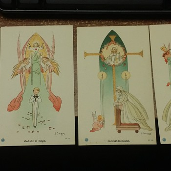 Holy cards - Cards