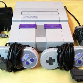 Super Nintendo - Games