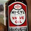 Sohio oil bottle